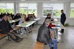 26 мая 2016 года. Посещение ЗАО «Новтрак». Разговор с коллективом
