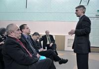 2 февраля 2012 года, г. Боровичи. Встреча с активом Боровичского района.