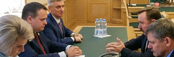 200916 Встреча губернатора с директором ФСИН